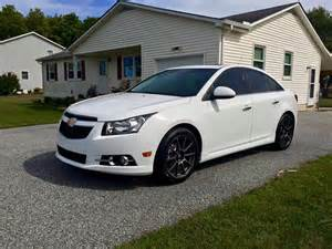 new tires on the cruze