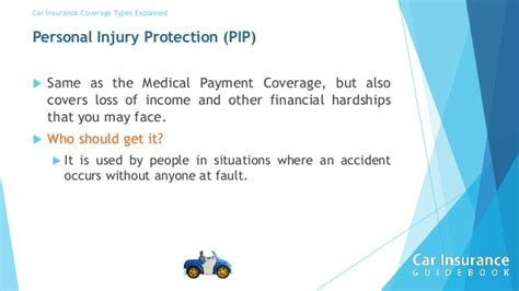 Car Insurance Types Explained Uk by Auto Insurance Coverage Types Explained