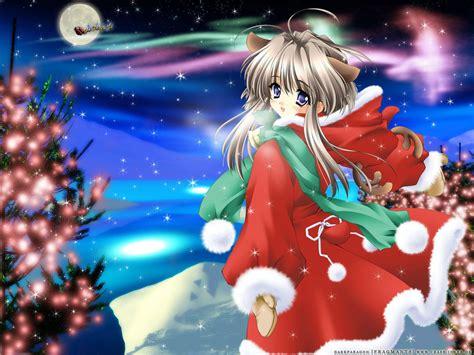 wallpaper anime christmas merry christmas 2012 anime christmas wallpapers toki s