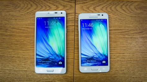 Samsung A5 A3 samsung galaxy a5 and a3 release date news price and specs cnet