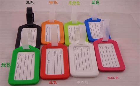 cheap tags popular bulk luggage tags buy cheap bulk luggage tags lots from china bulk luggage