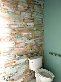diy cedar wall wood plank accent wall cheryl phan