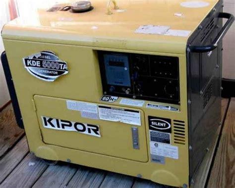 kipor kdeta  watt diesel generator trailer rvid product details view kipor