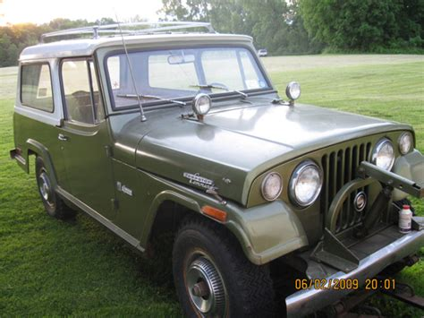 1971 jeep commando joe