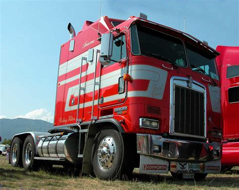 kenworth aerodyne truck kenworth k100 for sale