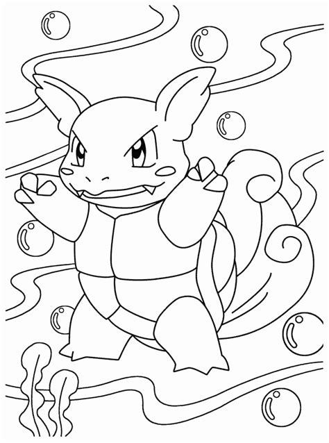 coloring page of water water pokemon coloring pages coloring home