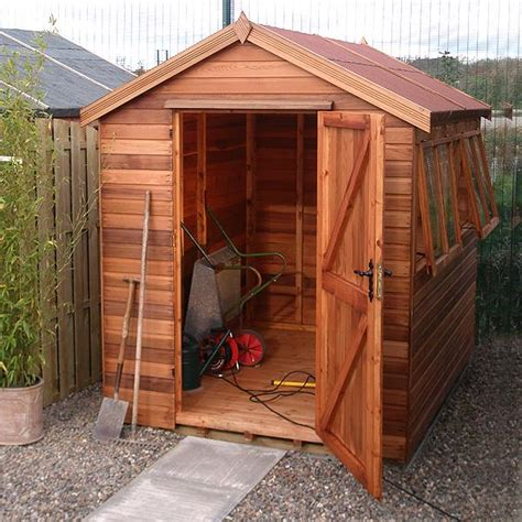 10 Wood Shed Plans To Keep Firewood Dry The Self Sufficient Living » Home Design 2017