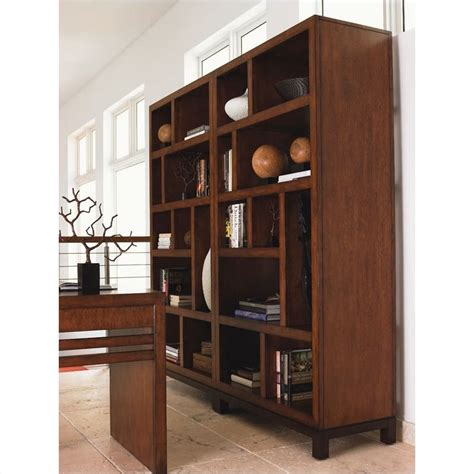 bahama tradewinds bookcase bahama home 10 cubby tradewinds bookcase