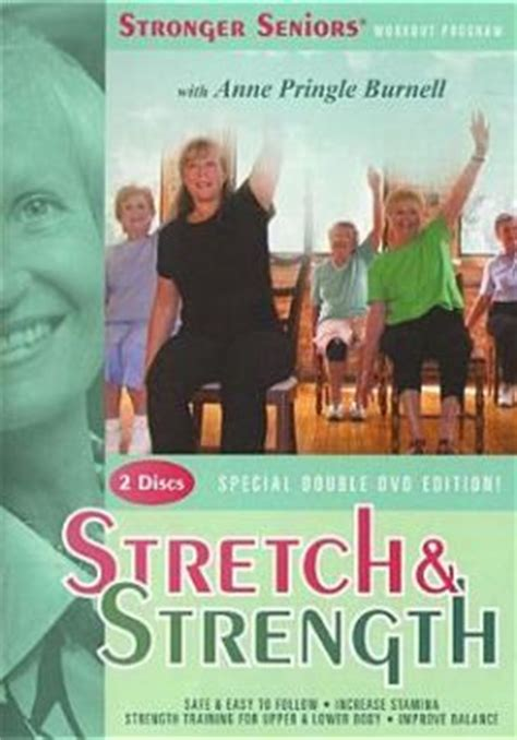 Stronger Seniors Chair Exercise Program by Stronger Seniors Stretch Strength By Bayview