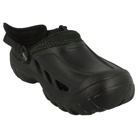 slip on clogs for mens crocs slip on clogs crostrail ebay
