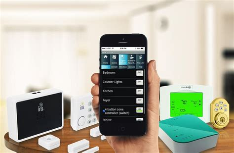 home automation your home with a single touch