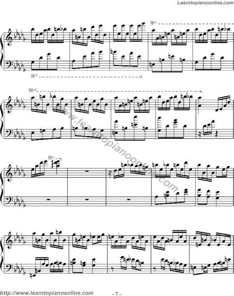 tutorial dance piano dj okawari flower dance version2 7 free piano sheet