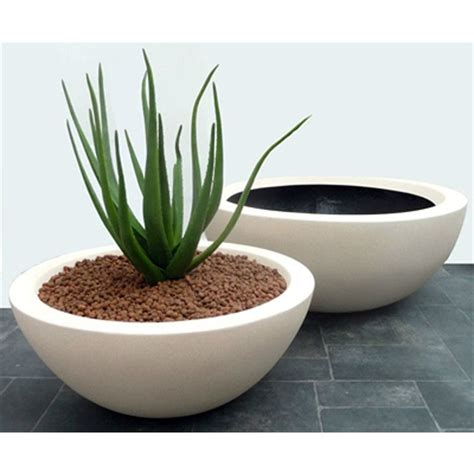 grp bowl planters from potstore co uk