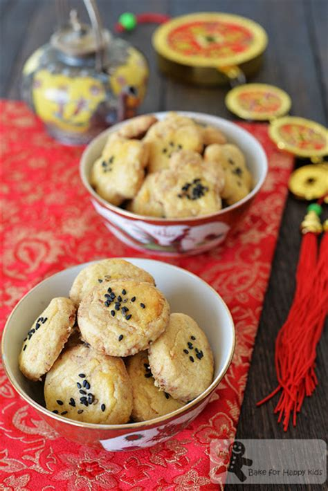 easy to bake new year cookies bake for happy melt in your pork floss