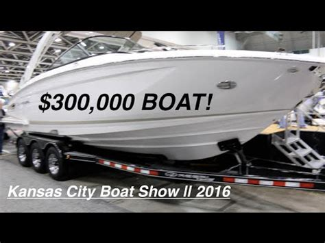 kansas city boat show kansas city boat show 2016 youtube