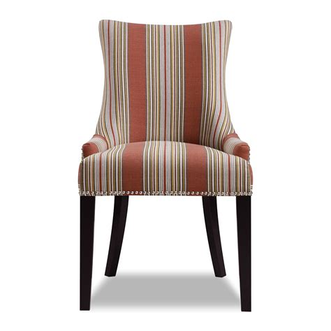 Striped Accent Chair Accent Chair Striped Value City Furniture