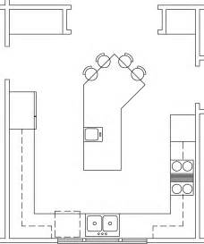 modified shaped with island this layout builds besides kitchen ideas together islands