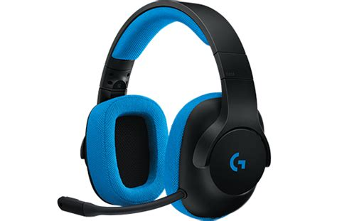 Headset Gaming Logitech logitech g233 prodigy gaming headset for pc console en us