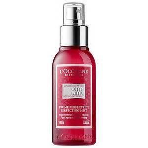 Loccitane Pivoine Perfecting Toner l occitane pivoine sublime skin perfecting mist reviews photo makeupalley