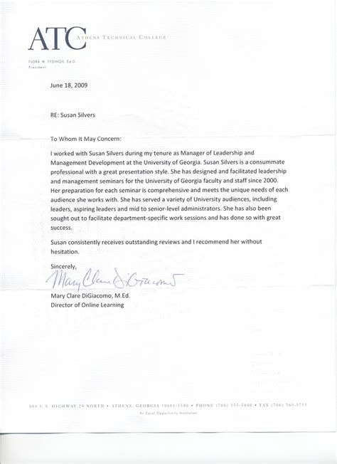 Recommendation Letter Leaving letter of recommendation for employee leaving cover