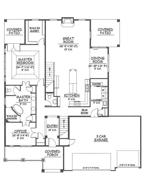 master bathroom floor plans with walk in shower absolute customs the doxzon