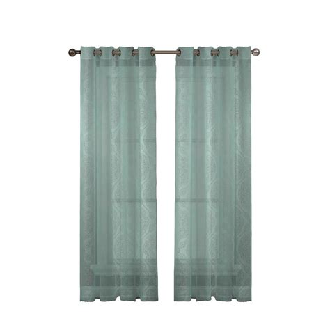 white eclipse curtains eclipse cassidy blackout white polyester grommet curtain