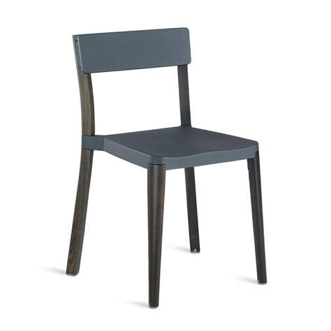 emeco sedie emeco lancaster stacking chair sedia senza braccioli