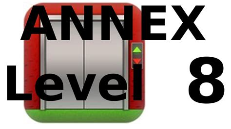 100 Floors Annex Level 9 Walkthrough by 100 Floors Annex Level 8 Walkthrough