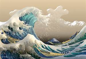 japanese waves tattoo wallpaper photos pictures and