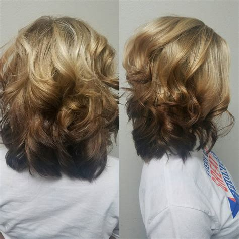 short hairstyles reverse ombre short reverse ombre hair color hairstylegalleries com