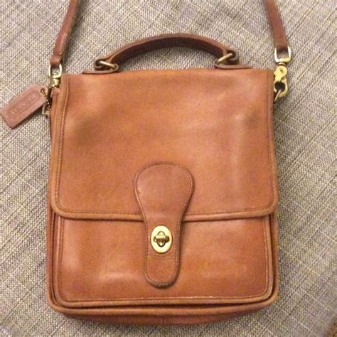 Coach Karee Leather Purse by Coach Coach Brown Leather Crossbody Bag Purse From Kayle