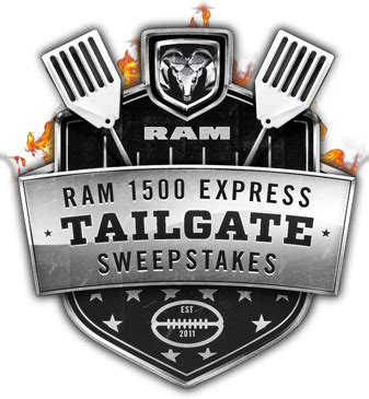 Dodge Ram Sweepstakes - ram 1500 express tailgate sweepstakes