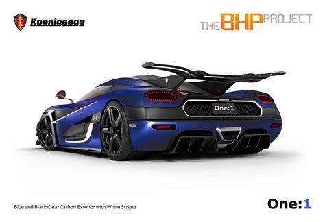 The BHP Project Koenigsegg One:1 Unveiled   Autofluence
