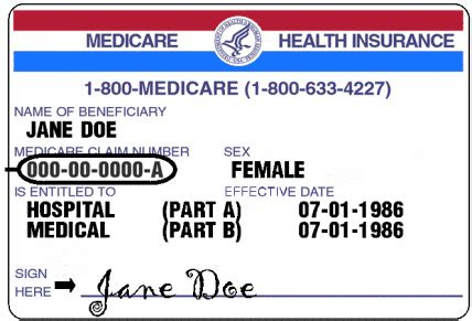 health insurance id card template a cents of entitlement brief wit