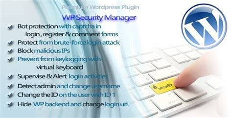 Security Site Manager by How To Hide The Fact That Your Site Is Running On Wparena