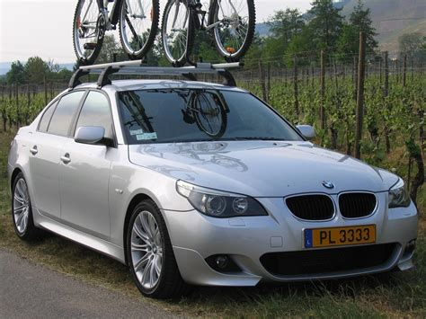E60 Roof Rack factory roof rack on e60 installed 5series net forums