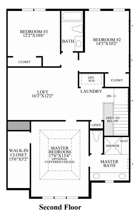 lenox floor plan shelton cove the lenox home design