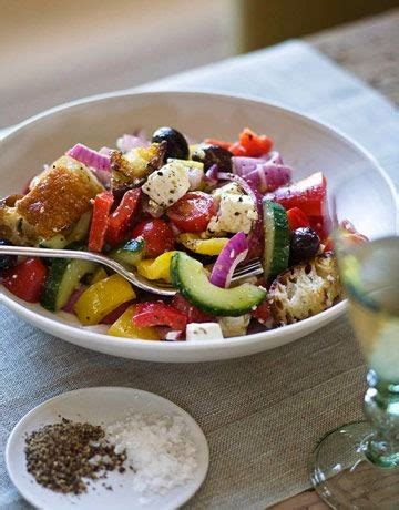 Ina Garten Panzanella Salad A Sprinkle Of This And That When Life Gives You The Bread