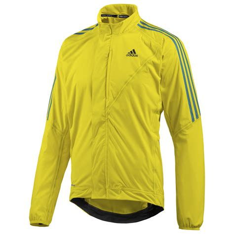 bicycle jacket adidas tour mens cycling rain jacket