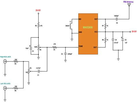 h48 diode circuit varactor diode chip 28 images vco mc1648 rf transmitter chip adjustable frequency band