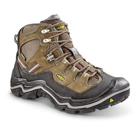 keen mens boots keen utility s monmouth waterproof mid soft toe boots