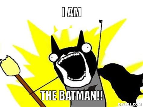 Batman Meme Generator - who you want to be as a child off topic discussion di
