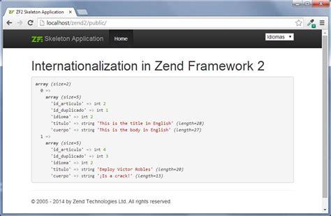 zend framework 2 no layout internacionalizaci 243 n en zend framework 2 victor robles