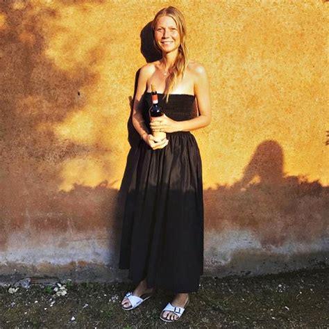 Gwyneth Supports L Lo gwyneth paltrow sceglie l umbria per per le sue vacanze l