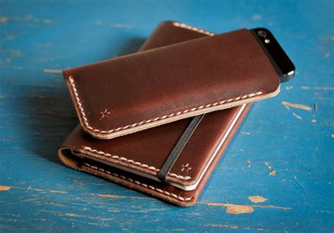 Handmade Leather Goods - featured shop one leather goods etsy journal
