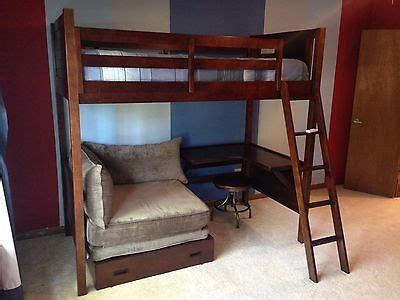 Costco Bunk Bed With Desk Beds Built Ins And Costco On Pinterest