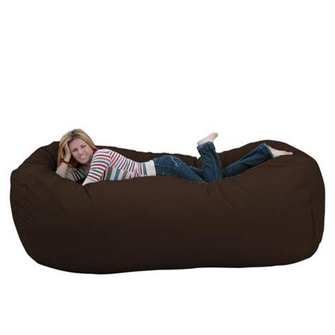 7ft bean bag cover large beanbag chairs cozy foam factory