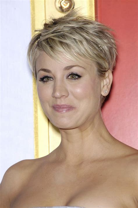 kaley cuoco haircut 2015 google search hair ideas 1000 images about short and sassy hair on pinterest