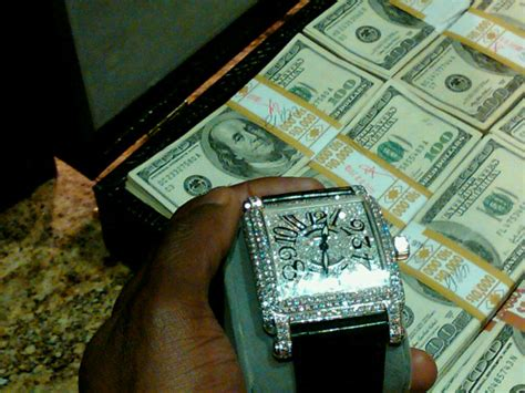 Life Isn T Fair Just Look At Floyd Mayweather S Watch