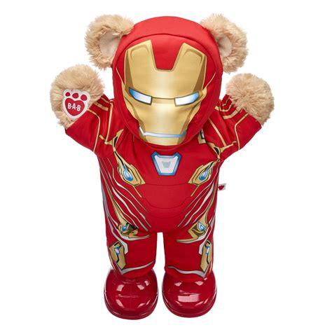 marvels avengers infinity war build bear figurescom